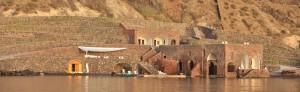 Perivolas Hideaway view from the sea
