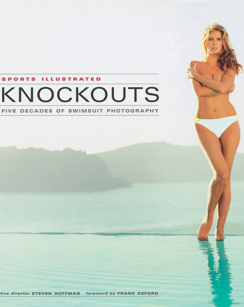 Perivolas Infinity Pool on the Cover of Knockouts